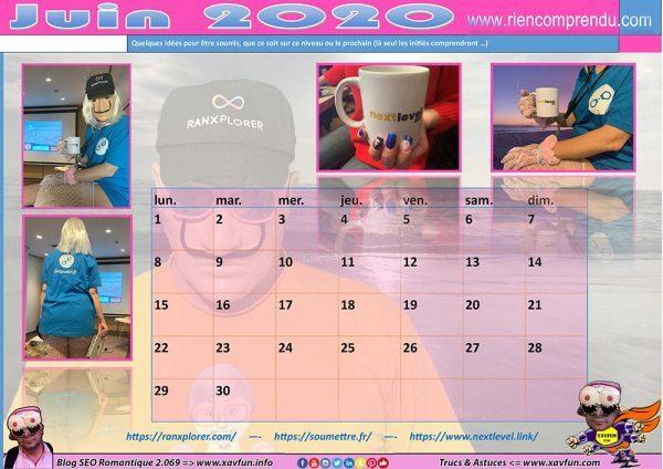 calendrier xavfun
